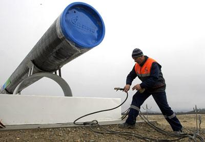 «Газпром» вынужден будет допустить конкурентов к «Южному потоку»