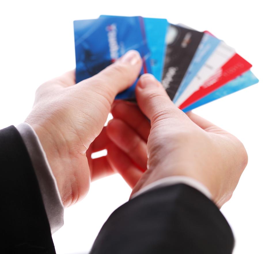 Выбор лучшей кредитной карты