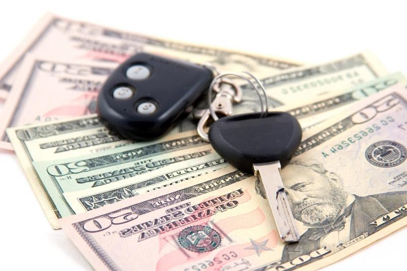 Оформить машину в кредит